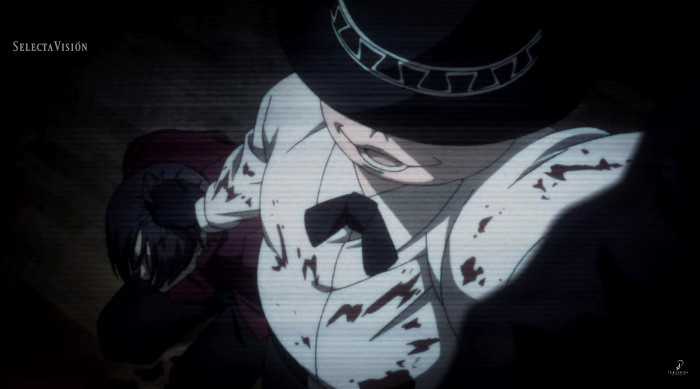 Crítica de Tokyo Ghoulre 09 secuestro - el palomitron