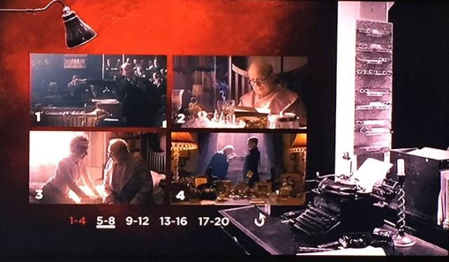 El instante más oscuro- Escenas - El Palomitrón