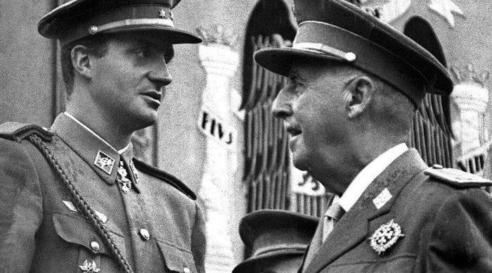 Las peliculas que vio Franco (Rey) - El Palomitron
