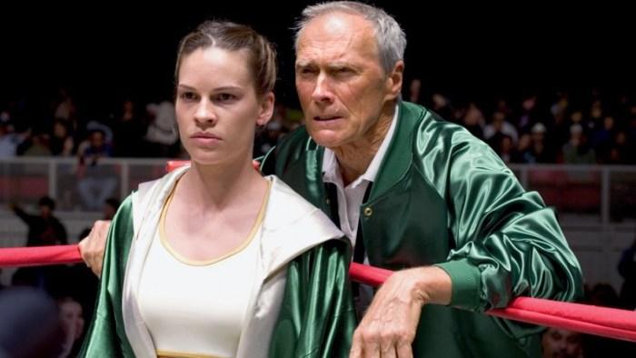 cine y deporte: Million Dollar Baby
