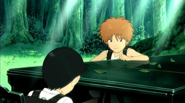 Primeras impresiones de Piano no Mori Kai y Shuhei - el palomitron