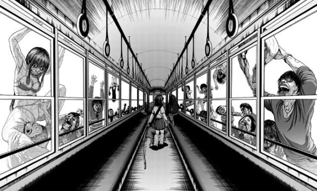 Reseña de I am a hero en Nagasaki, de Kengo Hanazawa escena 3 - el palomitron