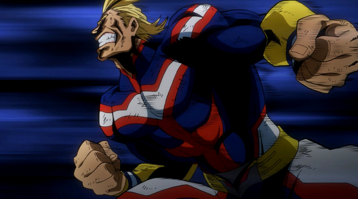 Crítica de Boku no Hero Academia 3x10 All Might - el palomitron