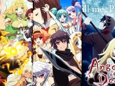 Emisiones simulcast Crunchyroll anime verano 2018 destacada - el palomitron