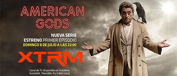 American Gods XTRM - El Palomitrón