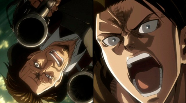 Crítica de Shingeki no Kyojin 3x01 Levi Kenny - el palomitron