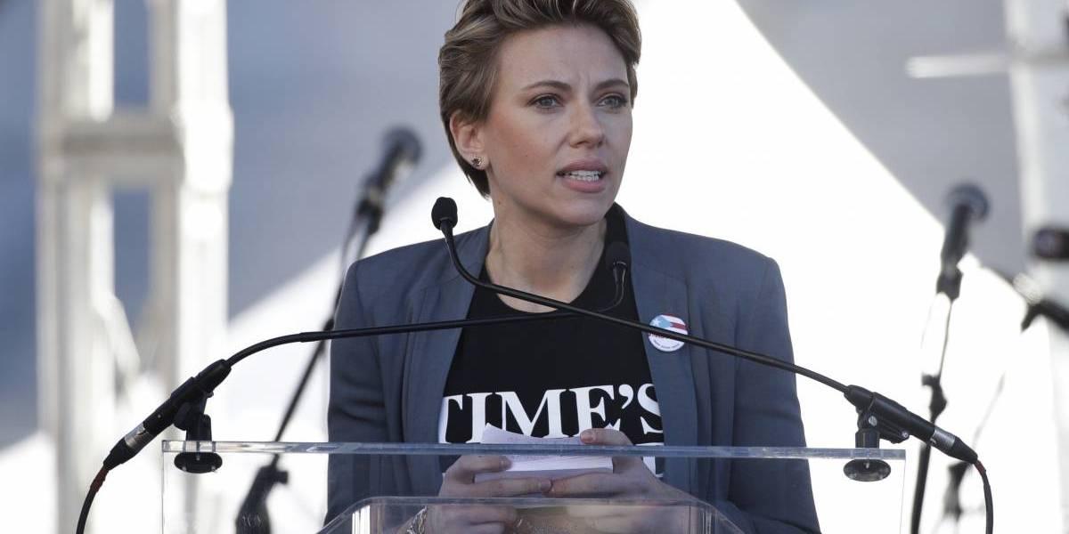 El Palomitrón - Scarlett Johansson