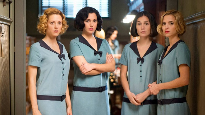 Las chicas del cable - El Palomitrón