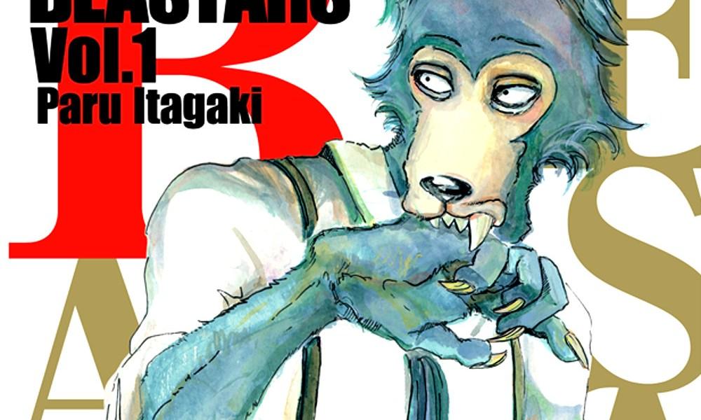 Reseña de BEASTARS #1, de Paru Itagaki destacada - el palomitron