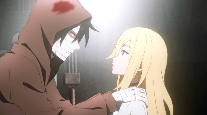 impresiones de Angels of Death (Satsuriku no Tenshi) Rachel Zack - el palomitron