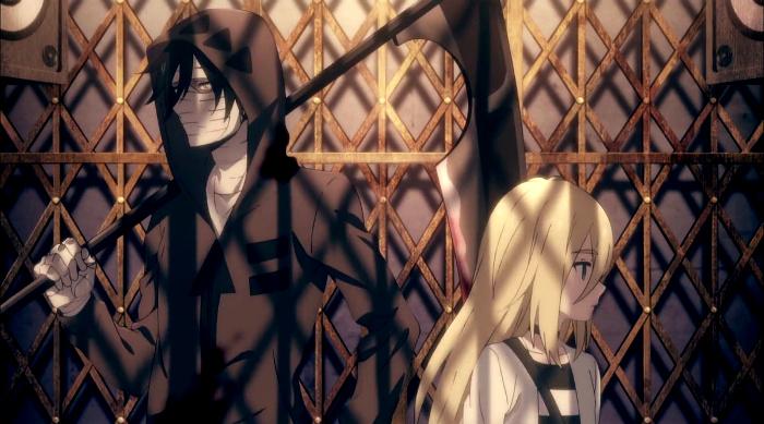 impresiones de Angels of Death (Satsuriku no Tenshi) principal - el palomitron