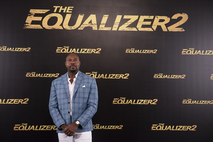 Antoine Fuqua The Equalizer 2