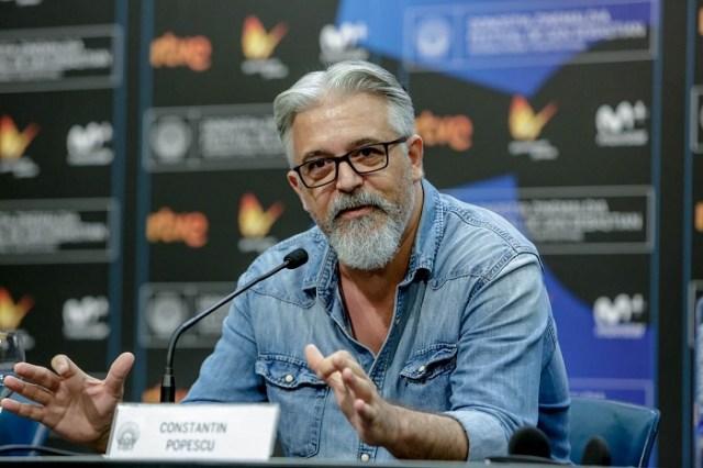 Constantin Popescu Festival de Cine de San Sebastian - El Palomitron