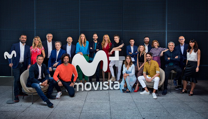 FICCION MOVISTAR 2018 UPFRONTS - EL PALOMITRÓN