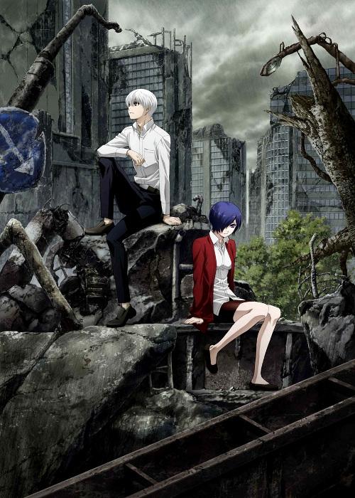 Fecha de estreno de la segunda temporada de Tokyo Ghoulre cartel 2 - el palomitron