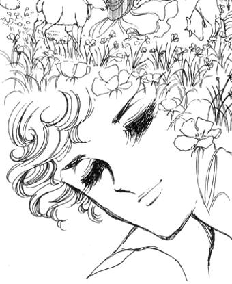 La balada del viento y los árboles (Kaze to Ki No Uta), de Keiko Takemiya Serge 2 - El Palomitrón