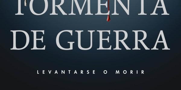 Novedades octubre. TORMENTA PORTADA - EL PALOMITRÓN