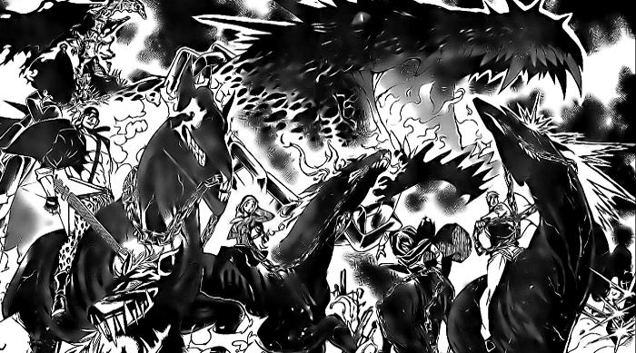 Reseña de Arago, de Takahiro Arai Jinetes - el palomitron