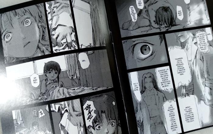 Serial Experiments Lain, de Selecta Visión Galería 6 - El Palomitrón