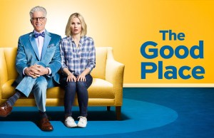 THE GOOD PLACE TEMPORADA 1 PORTADA - EL PALOMITRÓN