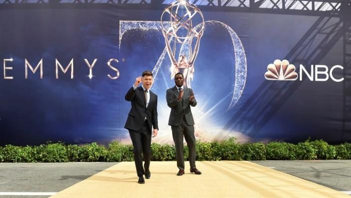 Emmys 70 edición El Palomitrón