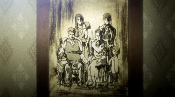 la política en Shingeki no Kyojin familia real - El Palomitrón
