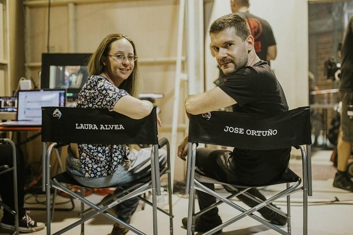 Ánimas Laura Alvea y Jose F. Ortuño - El Palomitrón