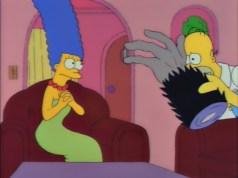 Mano de Mono especial Los Simpson – El Palomitrón