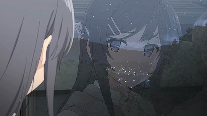 impresiones de Rascal Does Not Dream of Bunny Girl Senpai