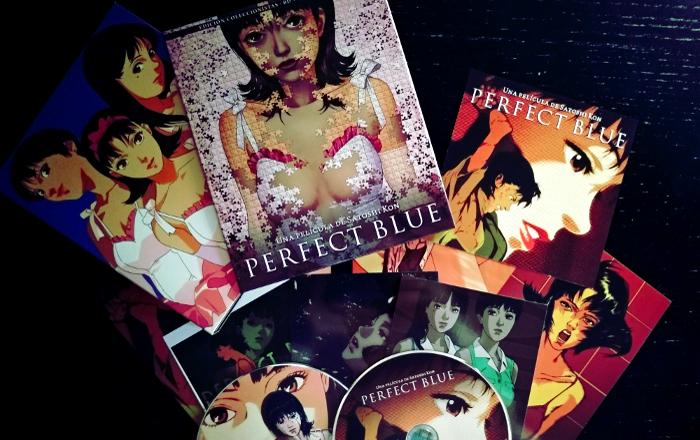 edición coleccionista de Perfect Blue Galería 1 - El Palomitrón