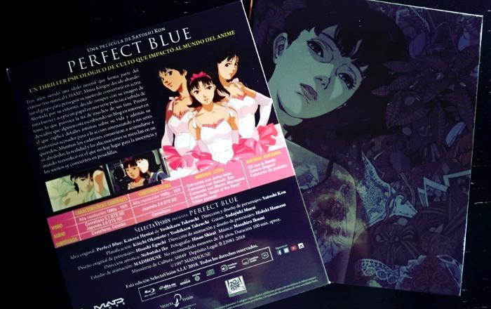 edición coleccionista de Perfect Blue Galería 3 - El Palomitrón