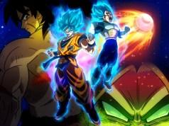 estreno de Dragon Ball Super Broly en España destacada - El Palomitrón