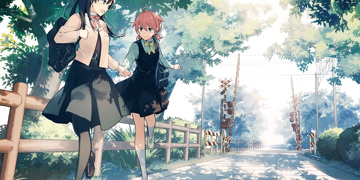 impresiones de Bloom into You