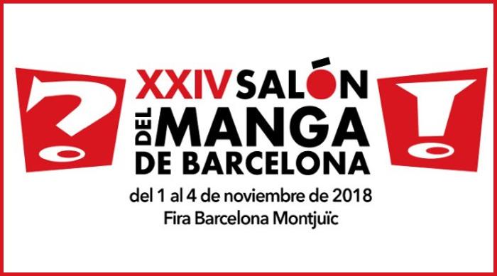 invitados XXIV Salón del Manga de Barcelona principal - El Palomitrón