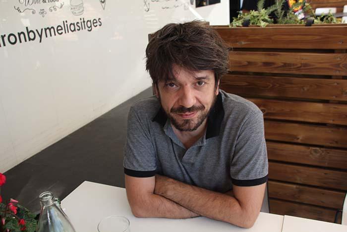 Oriol Paulo- Director y Guionista- El Palomitrón
