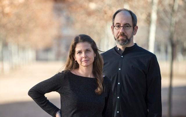Almudena Carracedo y Robert Bahar - El Palomitrón