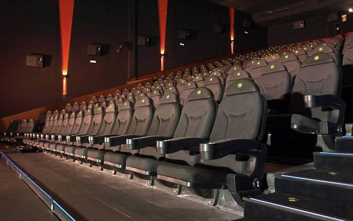Butacas de cine - El Palomitrón