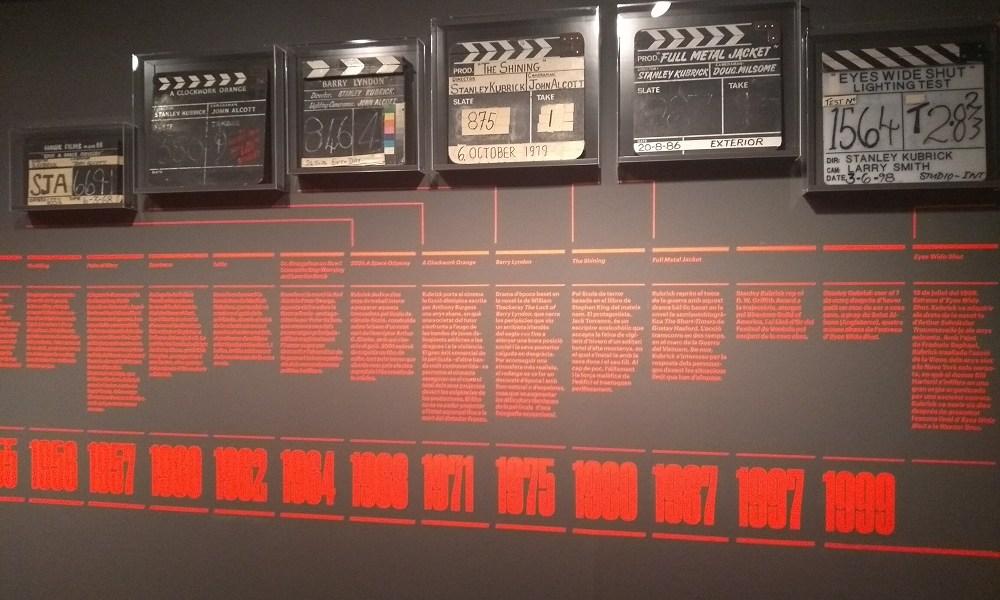 Claquetas Stanley Kubrick - El Palomitrón