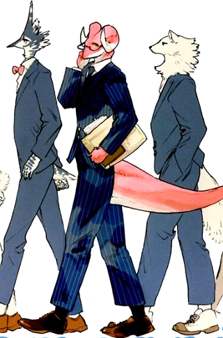 El jefe es una onee, de Nagabe protagonistas - El Palomitrón