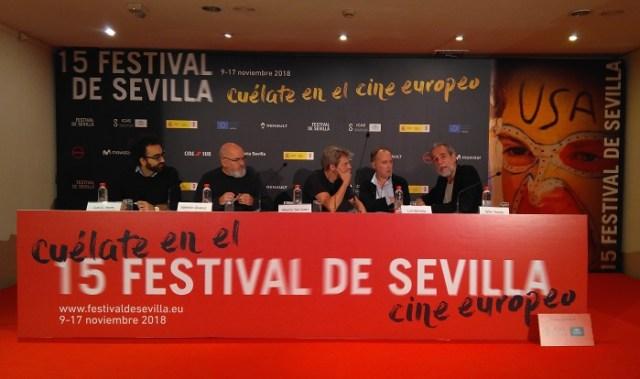 Festival de Sevilla - El Palomitrón
