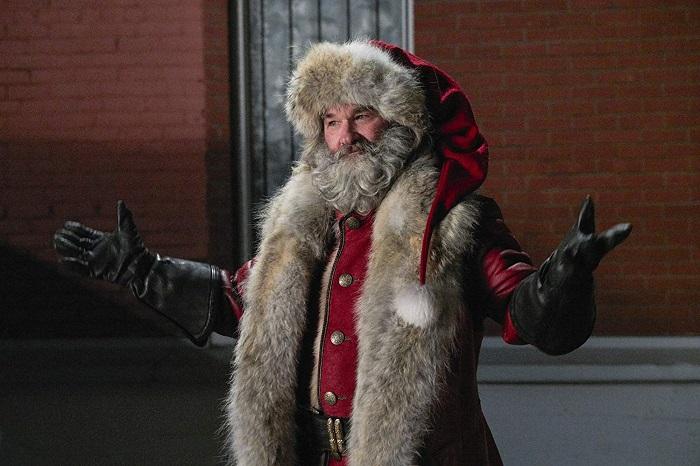 Kurt Russell Crónicas de navidad - El Palomitrón