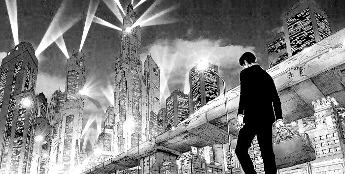 Reseña de Origin #1, de Boichi fondo - el palomitron