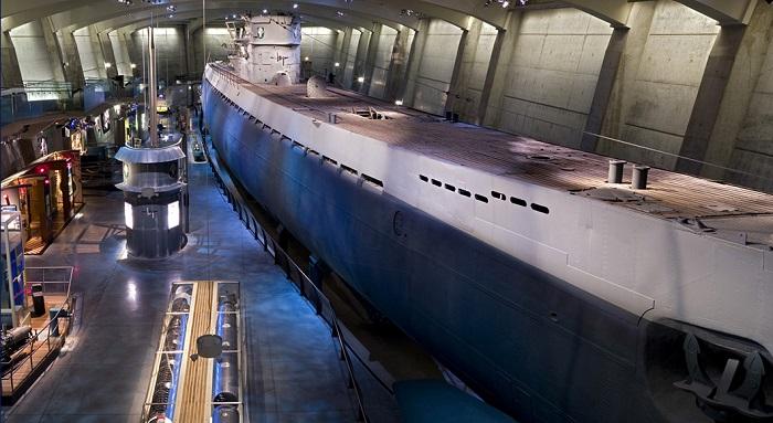 U-505 El palomitrón