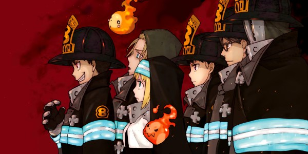 anime de Fire Force destacada - El Palomitrón