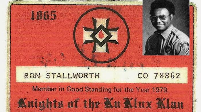 carnet ron stallworth ku klux klan – El Palomitron