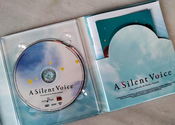 edición coleccionista de A Silent Voice Galería 7 - El Palomitrón
