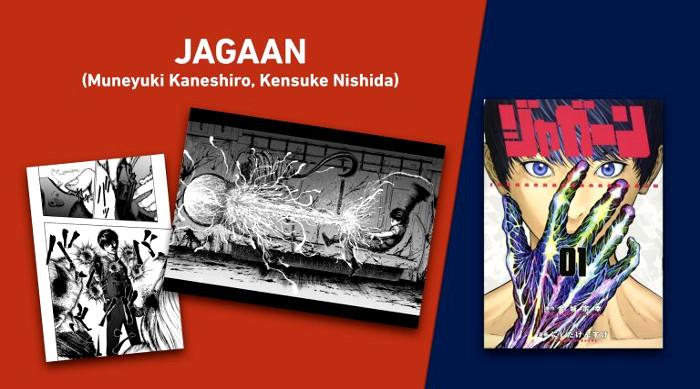 licencias Norma Editorial XXIV Salón del Manga de Barcelona Jagaan - el palomitron