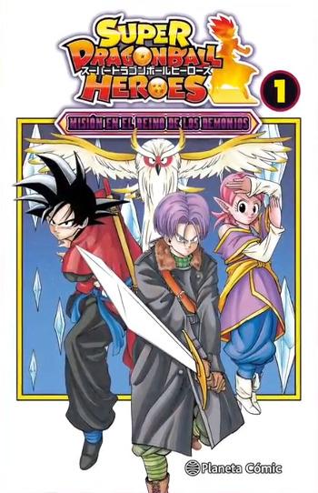 licencias Planeta Cómic XXIV Salón del Manga de Barcelona DB Heroes - El Palomitrón