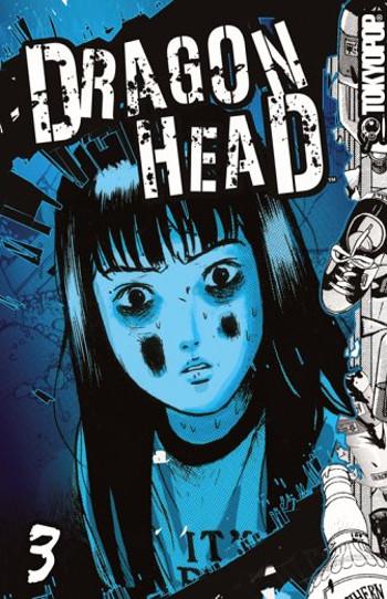 licencias Planeta Cómic XXIV Salón del Manga de Barcelona Dragon Head - El Palomitrón