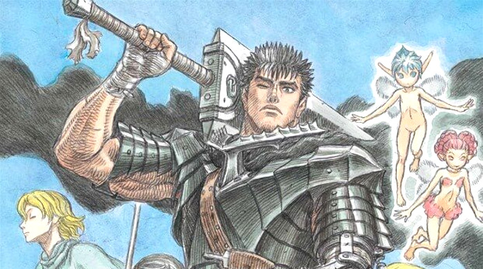 licencias del XXIV Salón del Manga de Barcelona Berserk guia - el palomitron